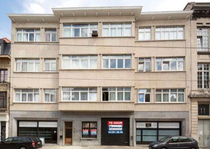 Commercieel gelijkvloers te huur in Antwerpen