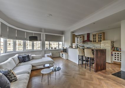 Dakappartement te koop in Berchem