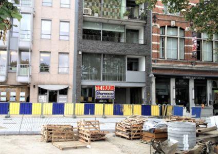 Winkelpand te huur in Antwerpen